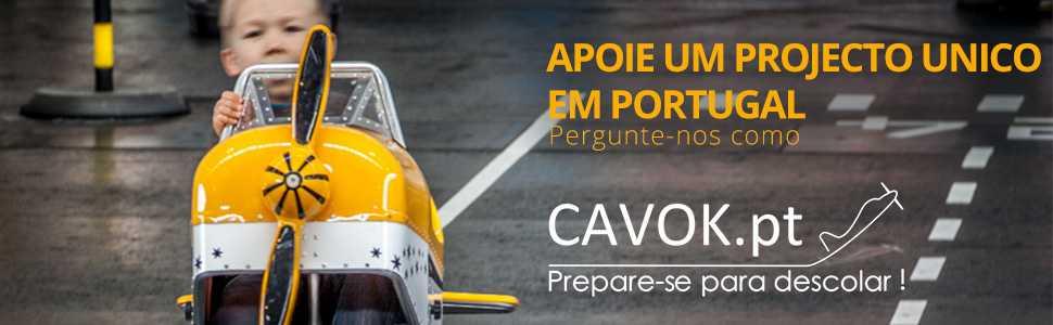 Apoiar o CAVOK.pt