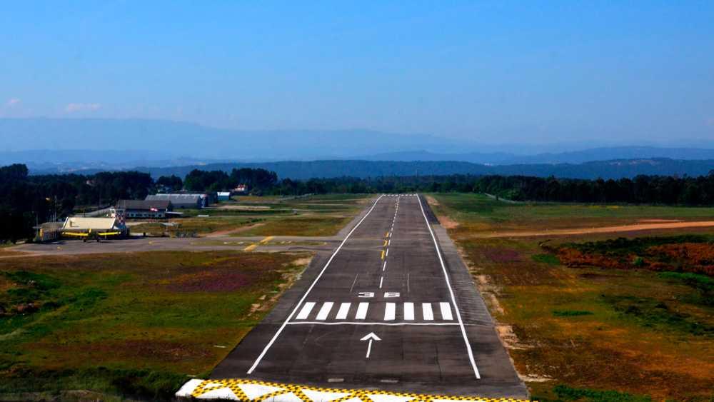 Aeródromo de  Viseu, LPVZ – Serviço AFIS