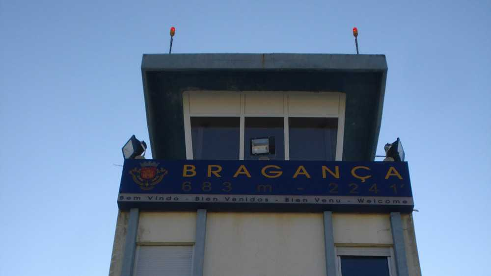 Bragança – LPBG nova estação meteo