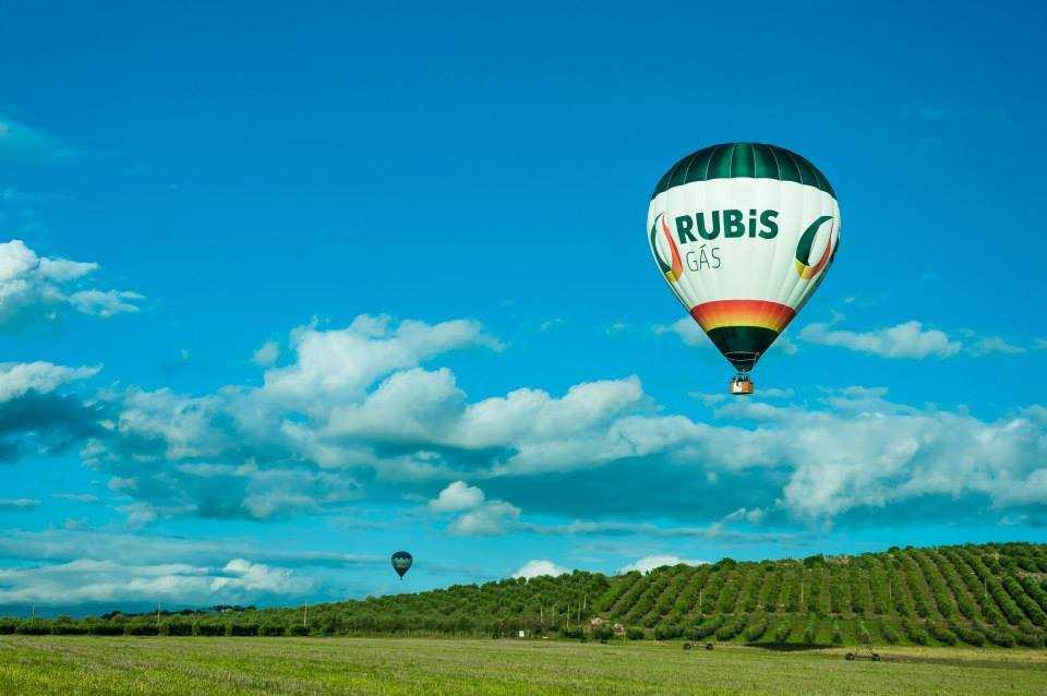 19º Festival Internacional Rubis Gás Balões de Ar Quente