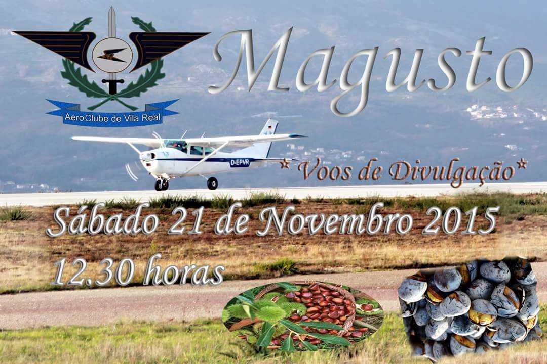 Magusto AeroClube de Vila Real