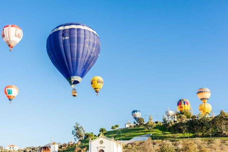 19º Festival Internacional Rubis Gás de Balões de Ar Quente