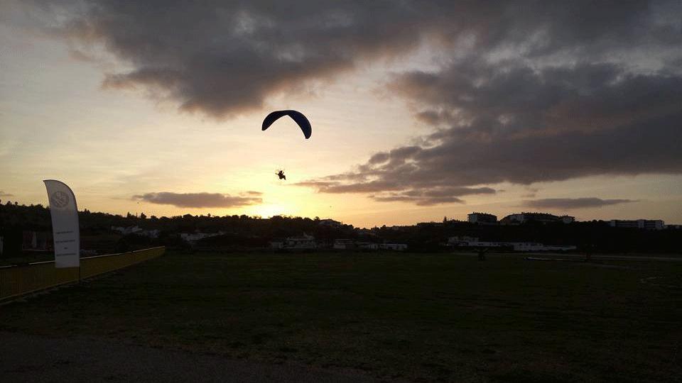 Pilotos Paramotor… e o sonhor de voar!