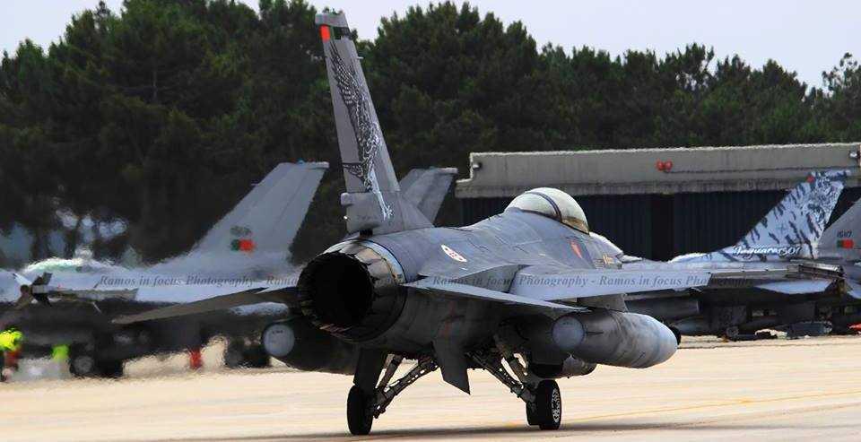USAF2019 – Exercício aéreo