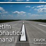 Boletim Aeronáutico Semanal Nº 213