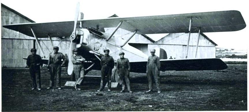 100 anos – Aviação Militar em Sintra, Parte 2