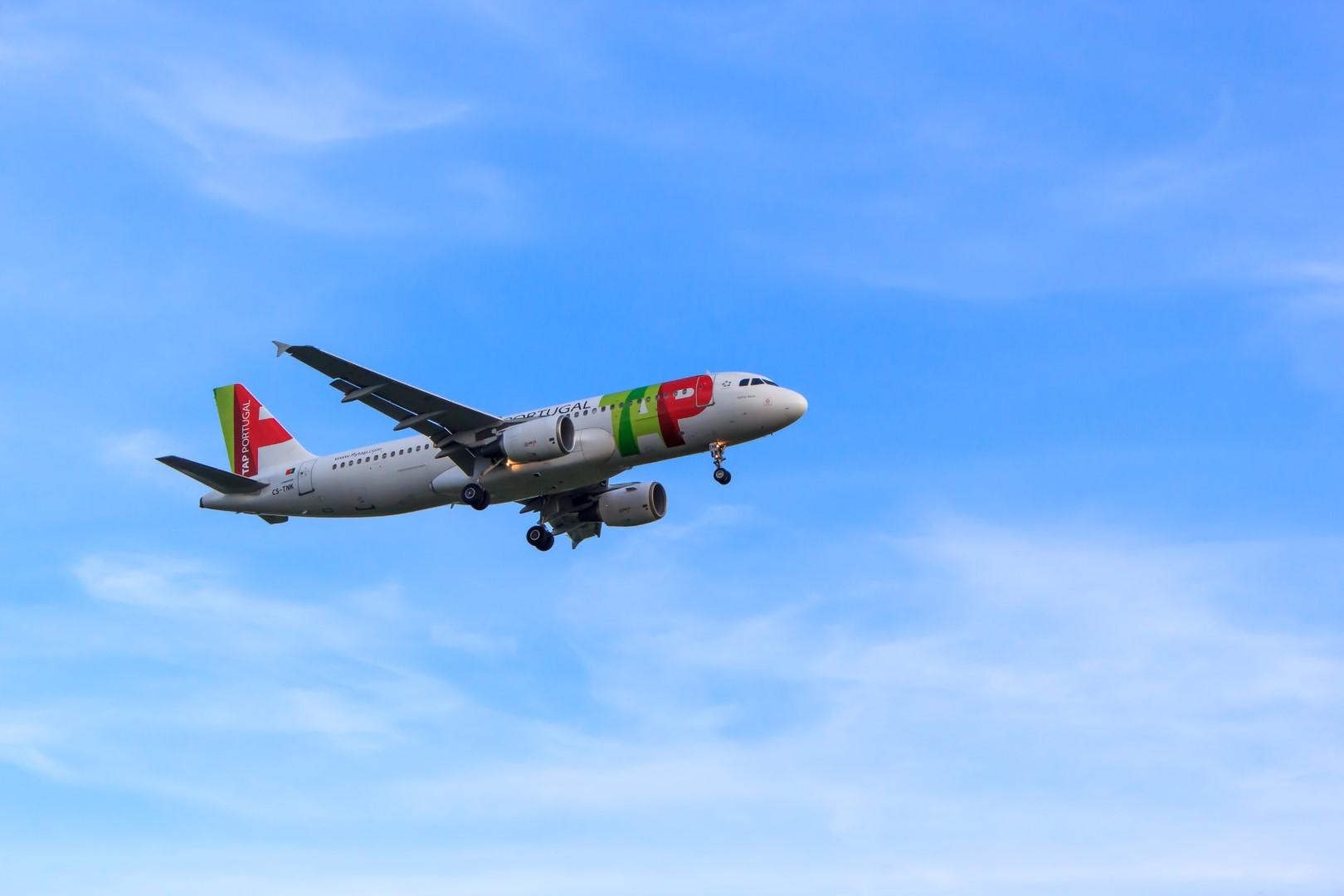 Aviões e Músicas- História da TAP