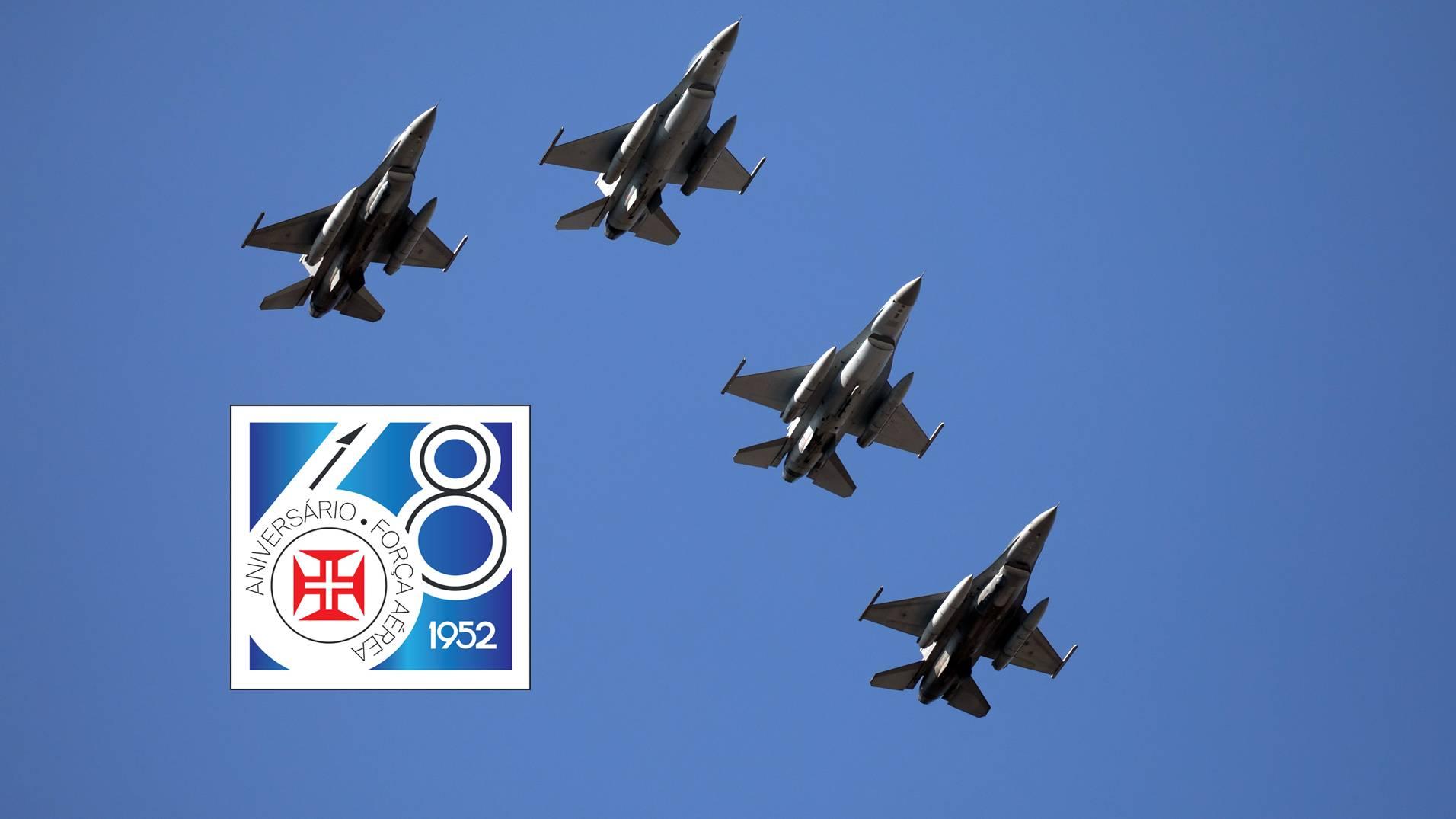 Força Aérea – 68º Aniversário – Homenagem às Vítimas da Pandemia