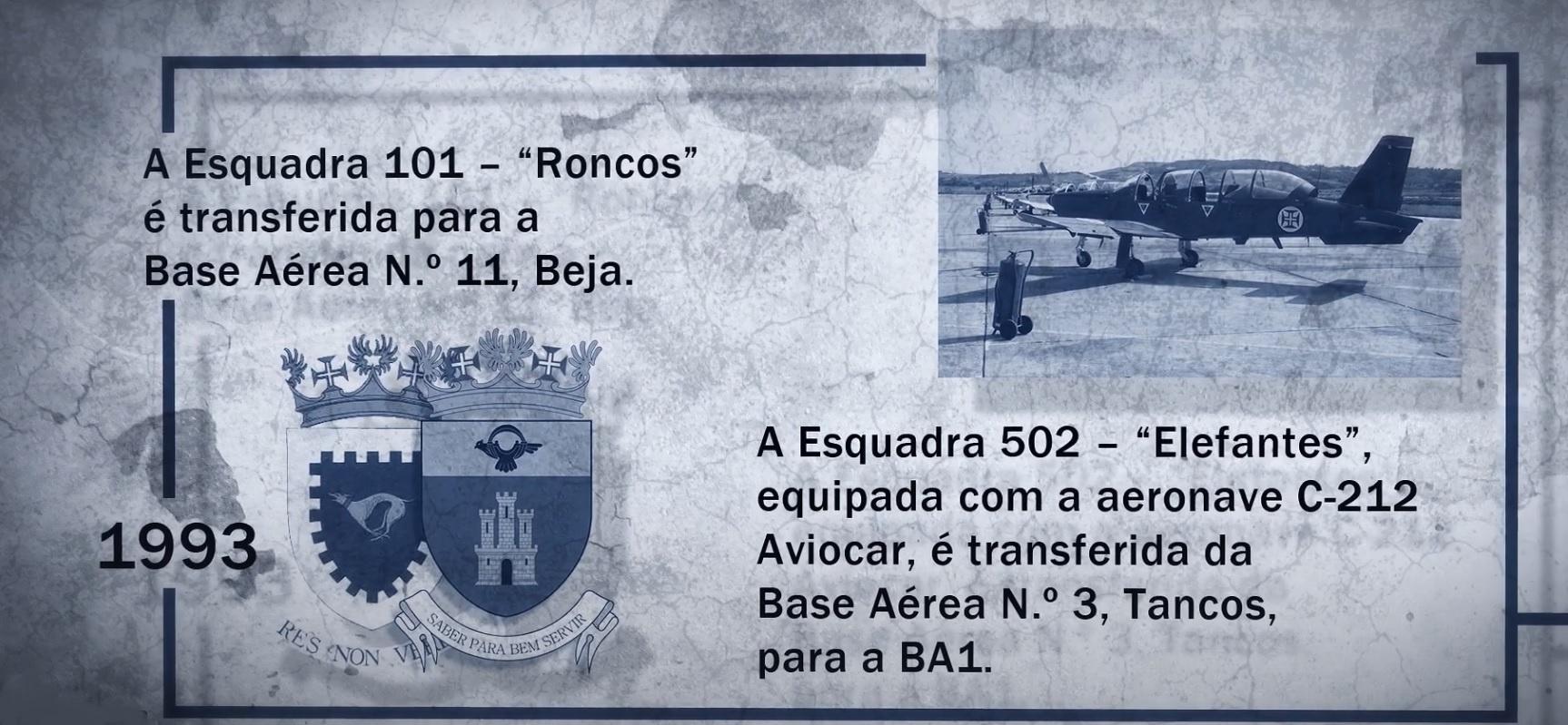 100 anos – Aviação Militar em Sintra, Parte 7